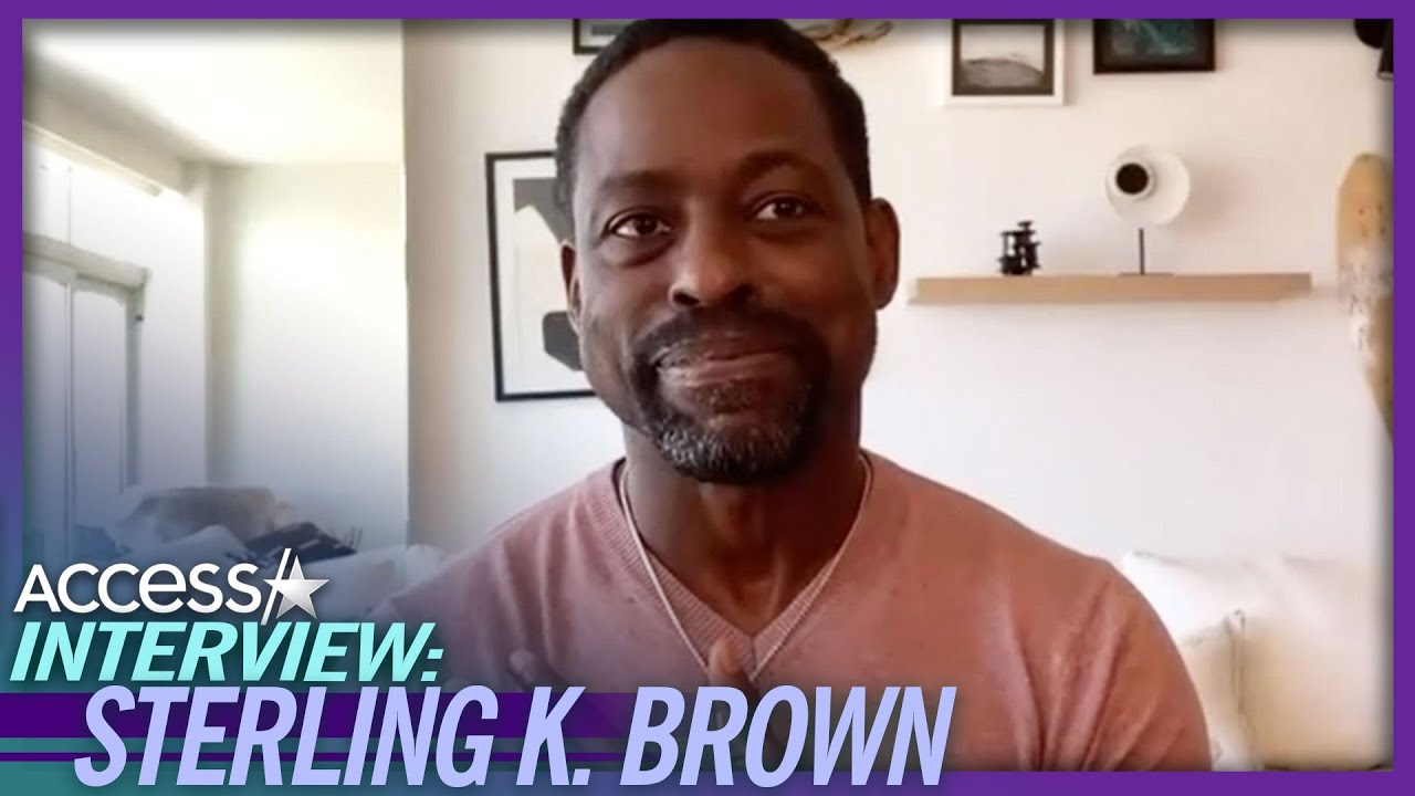 Sterling K. Brown Says Mandy Moore Is 'A Great Mom'