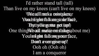 Gambar cover Empire Cast - Conqueror (Lyrics)  Ft. Estelle & Jussie Smollett