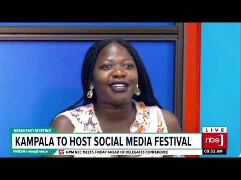 Kampala to host social media festival  NBS Breakfast Meeting