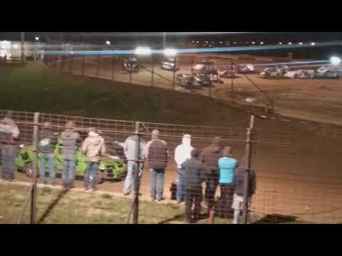 Late Model Feature Fayette County Speedway 4/17/18