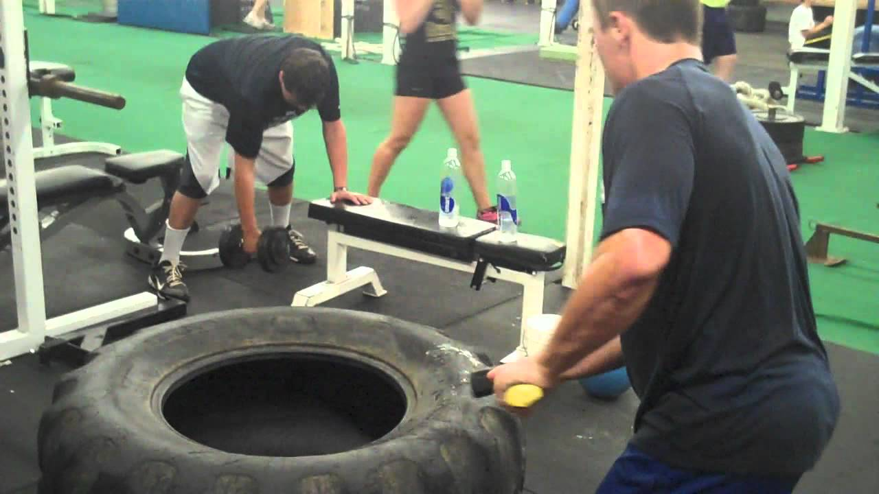 Dynamic Baseball Workout