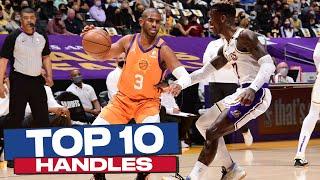 Top 10 HANDLES of the 2020-21  NBA Postseason Long 😎