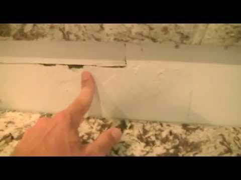Glass Tile Backsplash Installation Tips   YouTube