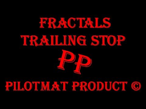 Трейлинг стоп по Фракталам Билла Уильямса | Fractals Trailing Stop Bill Williams