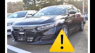 Why you should HOLD OFF leasing the 2018 Honda Accord (Money Factor/APR) (MA Car Broker)