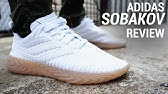 on sale 3f1f5 29f70 ADIDAS SOBAKOV REVIEW PROS  CONS! - YouTube