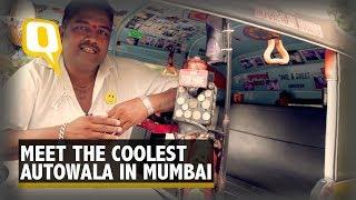 Meet the Coolest Autowala In Mumbai, Sandeep Sambhaji Bacche - The Quint