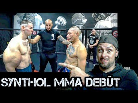 "SYNTHOL ""Opfer"" hat ersten MMA Kampf | KAMPFKUNST LIFESTYLE"
