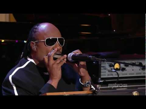 Stevie Wonder - We can work it out (Live at the White House 2010)