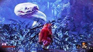SEKIRO SHADOWS DIE TWICE - 32 Minutes of Gameplay So Far (PS4 X1 PC) Sekiro Gameplay Trailers