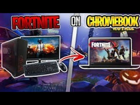 How To Install Fortnite On CHROMEBOOK!