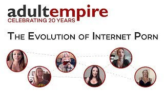Adult Empire's 20th Anniversary: The Evolution of Internet Porn