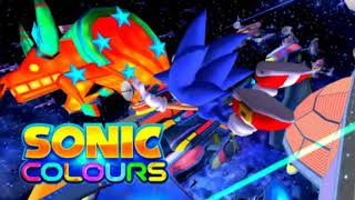 Nightcore sonic colors starlight carnival