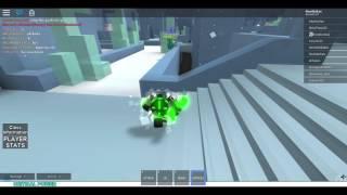 Roblox Critical Strike | ZA WARUDO (Chrono Gameplay)