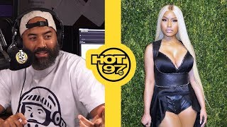EITM Breaks Down Nicki Minaj's Comments On Cardi B Beef