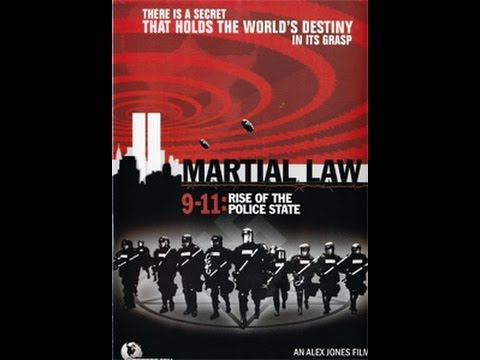 Download Youtube: Martial Law 9/11: Rise Of The Police State