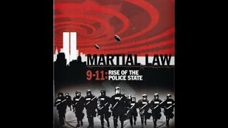 Martial Law 9/11: Rise Of The Police State thumbnail