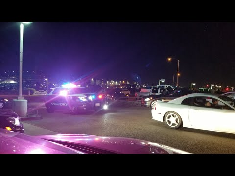 COPS CAN'T STOP Crenshaw takeover / Bay2la weekend