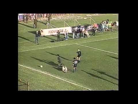 EVERTON 1 U DE CHILE 2 TORNEO 1992, CON RELATO DE CRISTIÁN CAVIERES