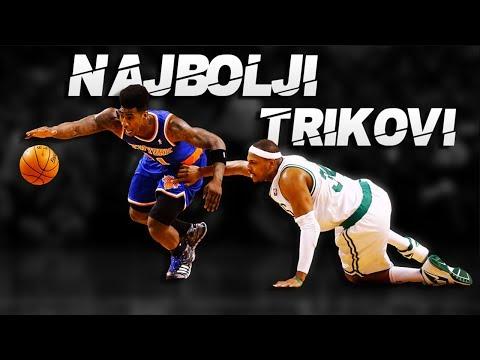 Najbolji basketaski trikovi izvedeni u NBA ligi