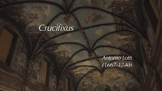 A Contretemps chante Crucifixus (Antonio Lotti)