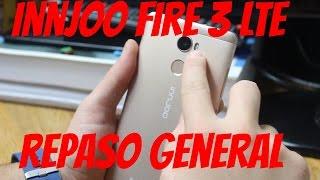 Innjoo Fire 3 LTE Repaso General en Español