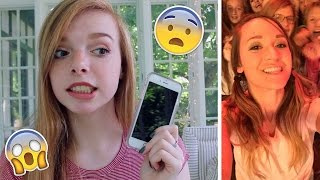 ALISHA MARIE TOOK MY PHONE? | Storytime