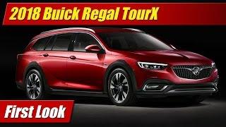 2018 Buick Regal TourX: First Look