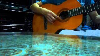 Yên bình - guitar cover acoustic (Đức Tùng)