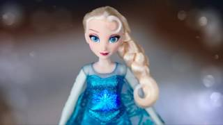 Disney Frozen - Şarkı Söyleyen Elsa