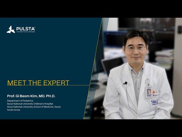 MEET THE EXPERT | Prof. Gi-Beom Kim Thumb