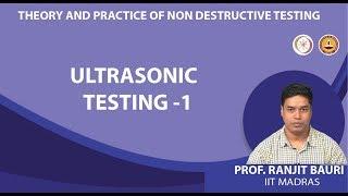 Ultrasonic testing -1