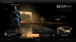 Bo4 Going for 2nd prestige