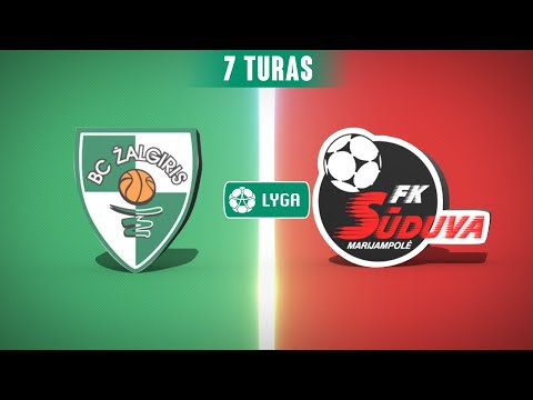 Kauno Zalgiris Suduva Goals And Highlights
