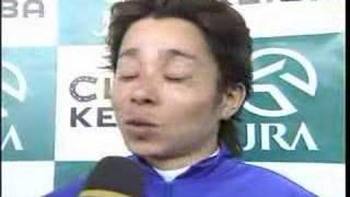 2008年 第137回天皇賞春(G1) アドマイヤジュピタ 勝利ジョッキーインタビュー