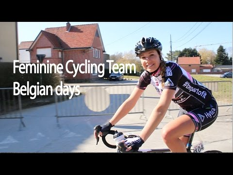 Belgian Days - Feminine Cycling Team