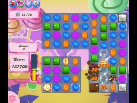 Candy Crush Saga Level 2613 - NO BOOSTERS