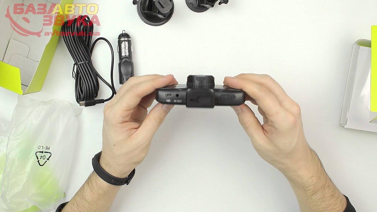 Видеорегистратор DOD LS400W - Обзор и отзывы - YouTube