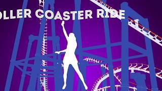Rollercoaster | Leo | Lyrical Video | Acme Muzic | HD