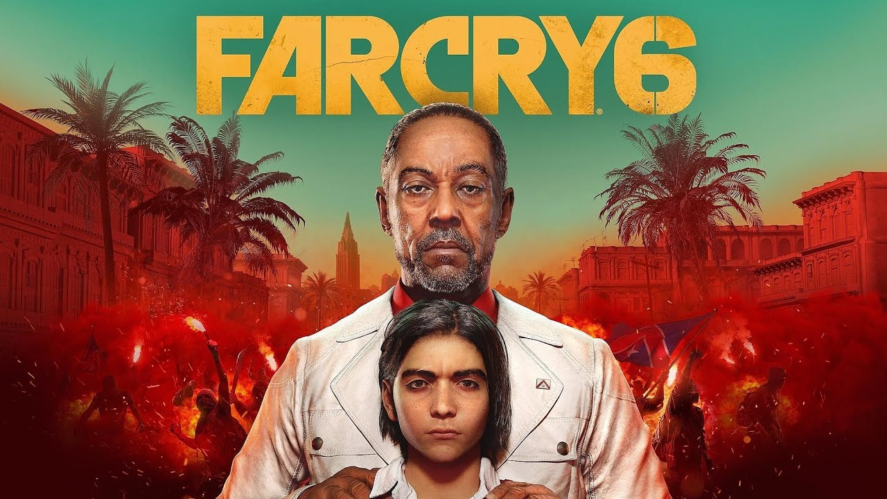 FAR CRY 6 - Official Trailer 2021 - PS5/Xbox Series X - YouTube