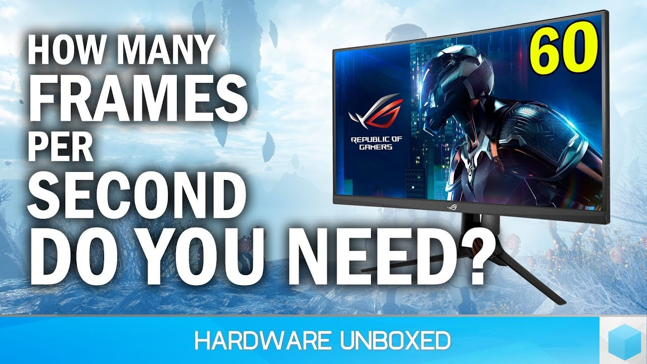 Is More Than 60 FPS on a 60 Hz Monitor Better?