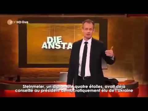 ZDF Die Anstalt 11 Mars 2014 sous-titré Français