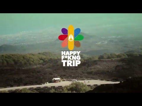 NIXON EUROPE HAPPY F*KNG TRIP SICILY