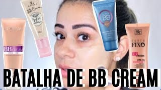 BB CREAM L'OREAL ATUALIZADO / COMPARAÇÕES