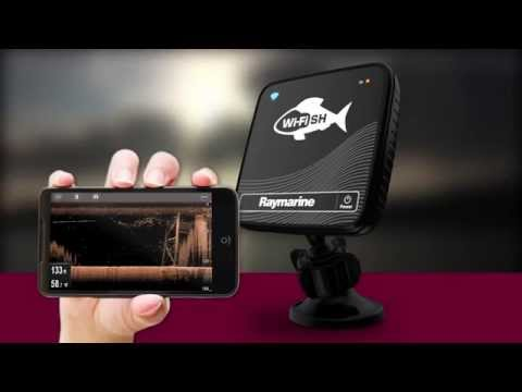 Raymarine Dragonfly Wi-Fish and Dragonfly 4 & 5 in Action