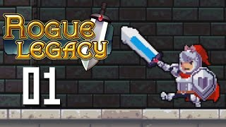 Ecky Plays Rogue Legacy | 01 | Lineage