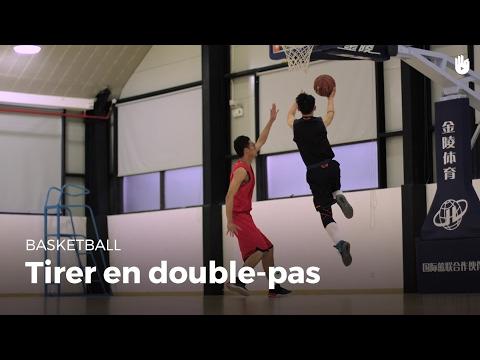 Apprendre à tirer en double-pas | Basketball