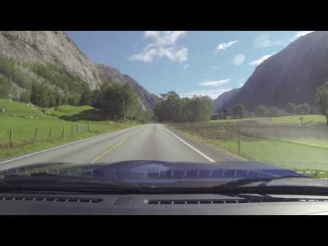 Norway: Driving the scenic route 45