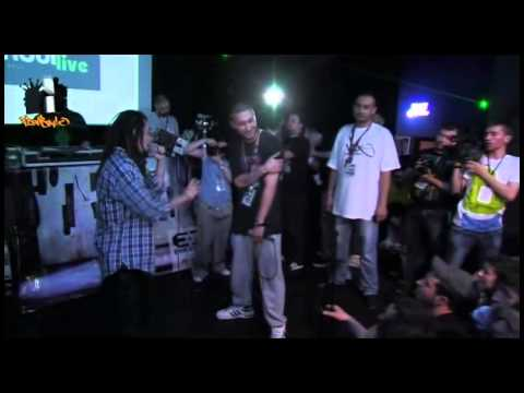 Ais Ezhel vs Joker - Hiphoplife Freestyle King II (2011) #FK2