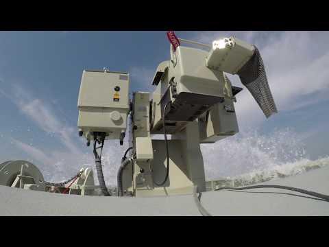 Rheinmetall MLG 27 Mehrzweck Marinegeschütz